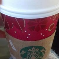 Photo taken at Starbucks by Alex R. on 11/24/2013