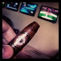 Photo taken at Cigar King by Habib O. on 10/17/2012
