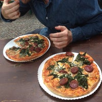 Photo taken at Pizza Dach by Gunnar J. on 7/26/2015