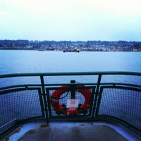 Photo taken at Edmonds Ferry Terminal by TJ H. on 3/18/2013