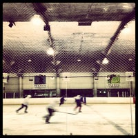 Photo taken at Pickwick Ice Center by Elina T. on 5/11/2013