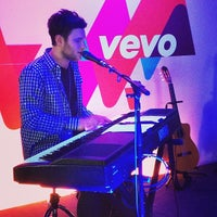 Photo taken at Vevo by Jenn T. on 3/28/2014