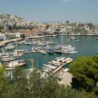 Photo taken at Yacht Club of Greece by Sean Sung-keun K. on 7/26/2013