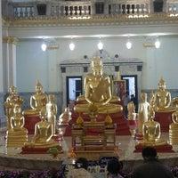 Photo taken at Wat Sothon Wararam Worawihan by Peerapol S. on 6/27/2013