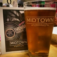 Photo taken at Midtown Brewing Company by Abby F. on 8/27/2014