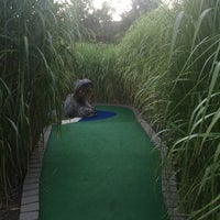 Photo taken at Essex County Mini Golf Safari by Adrienne P. on 8/27/2016