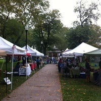 Photo taken at Tremont Farmers Market by anna h. on 10/2/2012