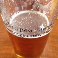 Photo taken at Bridgewater Bank Tavern by Brandon S. on 4/23/2014