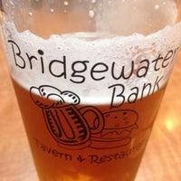 Photo taken at Bridgewater Bank Tavern by Brandon S. on 4/25/2014