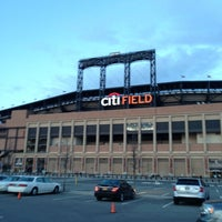 Photo taken at Citi Field Parking Lot by Jessica H. on 3/30/2013