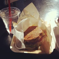 Photo taken at Googie Burger by Raimon G. on 1/22/2013