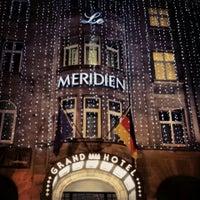 Das Foto wurde bei Le Méridien Grand Hotel Nürnberg von Riccardo G. am 12/13/2013 aufgenommen