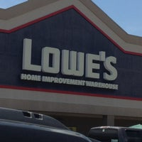 Photo taken at Lowe's Home Improvement by Anna P. on 6/27/2013