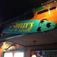 Photo taken at Bully's Pub & Grill by Kristen M. on 7/26/2015