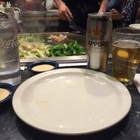 Photo taken at Tsunami Japanese Steakhouse and Sushi Bar by Lisa W. on 1/25/2015