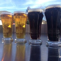 Photo taken at Central Coast Brewing by J on 1/20/2015