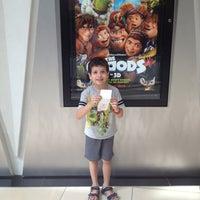Photo taken at Reel Cinemas ريل سينما by Dan C. on 3/30/2013