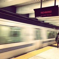 Photo taken at Civic Center/UN Plaza BART Station by Dayn W. on 10/1/2013
