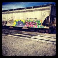 Photo taken at Steins by Elizabeth L. on 2/12/2013