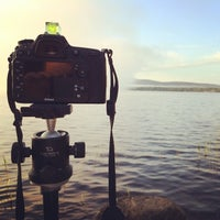 Photo taken at Long Lake by Michael F. on 7/12/2014