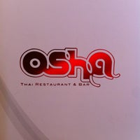 Photo taken at Osha Thai by Michael F. on 6/14/2013