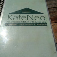 Photo taken at Kafe Neo Long Beach by Jennifer C. on 3/28/2013