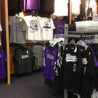 Photo taken at Kings Team Store by Paweł P. on 7/29/2014