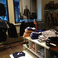 Photo taken at Ben Sherman by mets on 2/3/2013