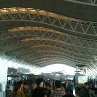 Photo taken at Ningbo Lishe International Airport (NGB) by Gabor N. on 3/17/2013