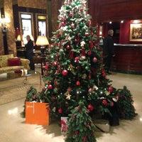 Photo taken at Hôtel Westminster by Hôtel Westminster on 12/12/2013