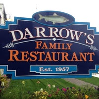 Photo taken at Darrow's Family Restaurant by Josh Z. on 9/20/2014