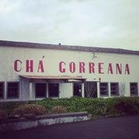 Photo taken at Chá Gorreana by Francisco Adolfo M. on 1/24/2014