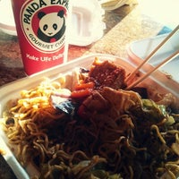 Photo taken at Panda Express by Stephanie S. on 4/24/2013