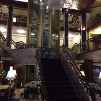 Photo taken at The Providence Biltmore Hotel by Albert S. on 12/7/2014