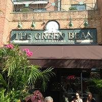Photo taken at Green Bean Coffee Co. by Arash R. on 7/26/2013