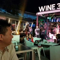 Photo taken at WINE 33 By Singha by Jerry M. on 12/30/2014