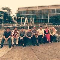 Photo taken at Sekolah Tinggi Akuntansi Negara (STAN) by Kenshin H. on 11/23/2013