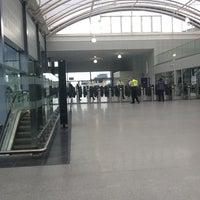 Photo taken at Haymarket Railway Station (HYM) by Almaatsam Ballah A. on 5/26/2014