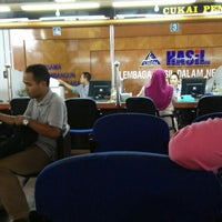 Photo taken at Lembaga Hasil Dalam Negeri (LHDN) by Syafwan B. on 5/4/2016