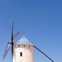 Photo taken at Sierra de los Molinos by Hector A. on 7/4/2014