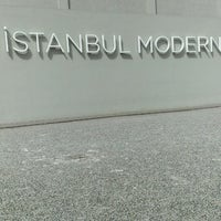 Photo taken at Istanbul Modern by Miray S. on 5/30/2013