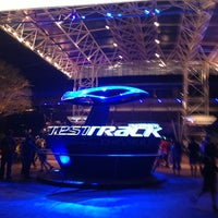 Photo taken at Test Track Presented by Chevrolet by Kristi B. on 1/27/2013