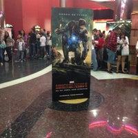 Photo taken at Cine Araújo by Wagner X. on 4/28/2013