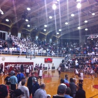 Photo taken at Martz Hall by Sharon H. on 3/4/2012