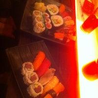 Photo taken at Sushi Me by Ida P. on 1/13/2013