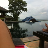 Photo taken at Tharatip Resort by Noé H. on 7/21/2013