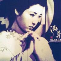 Photo taken at Sakana Japanese Restaurant by Yulian on 12/28/2012