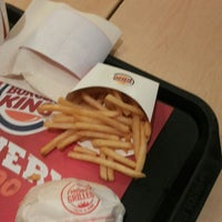 Photo taken at Burger King by benny s. on 3/31/2014