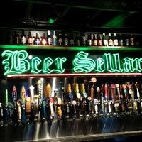 Photo taken at Beer Sellar by James R. on 6/27/2013