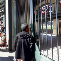 Photo taken at Giants Dugout Store by Vol T. on 10/24/2012